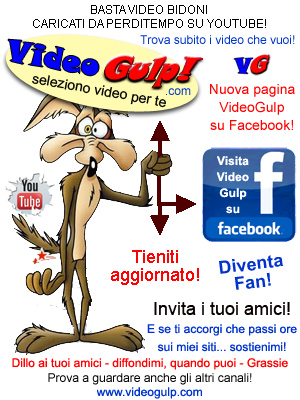 Video Gulp su Facebook !